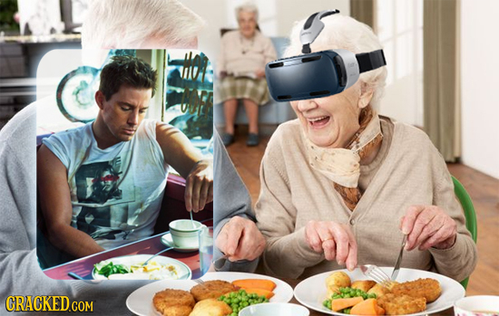 How We'll Really Use Virtual Reality