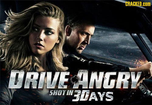 CRACKED.cOM RIVE ANGRY SHOT IN 3DAYS
