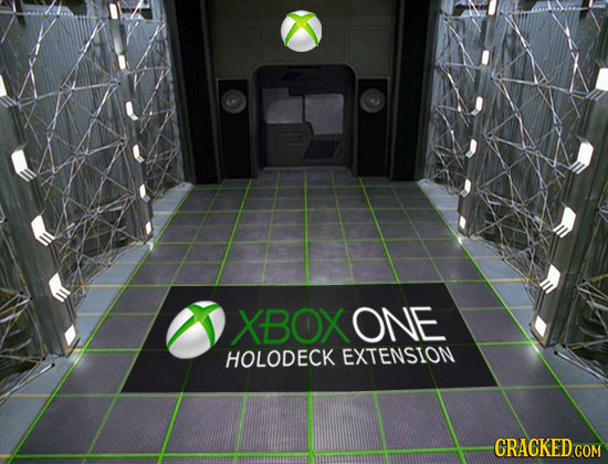 XBOXONE HOLODECK EXTENSION