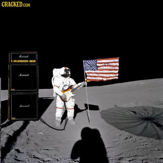 The Truth About How Astronauts Spent Their Time on the Moon