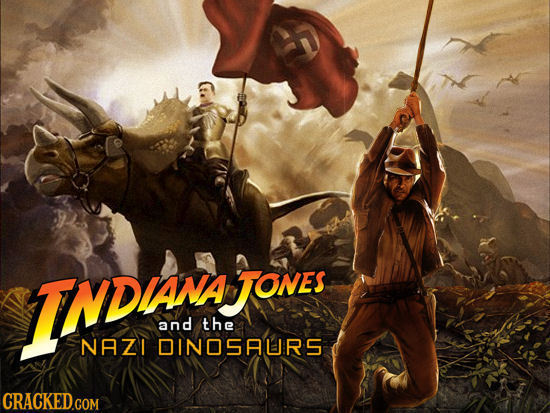 INDATAS JTONes and the NAZI DINOSAURS CRACKED.COM
