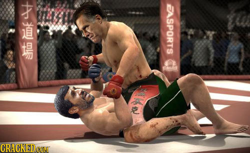 What Romney Would Have to Do to Win the Election