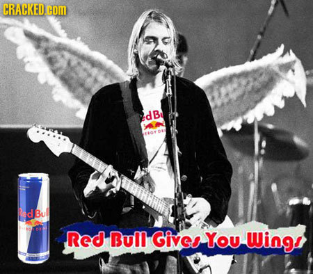 CRACKED.COM dB 6Y0 edBu Red Bull Gives YOu Wing