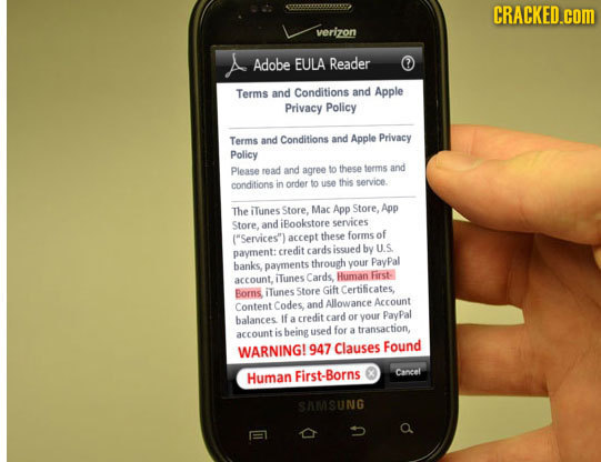 CRACKED.cOM verizon Adobe EULA Reader Terms and Conditions and Apple Privacy Policy Terms and Conditions and Apple Privacy Policy Please read and agre