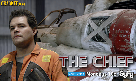 CRACKED COM BEWAE OF BLAST TOS os DTNNNICIA THE CHEF New Syfy Series Mondays 10p