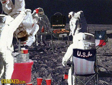 U.S.A, CRACKEDCO