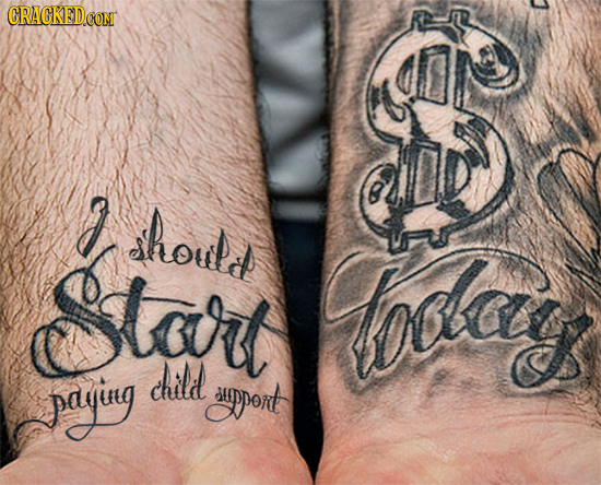 If Tattoos Told the Truth (Part 2)