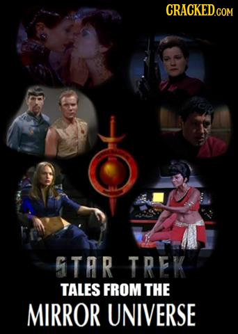 STAR TREK TALES FROM THE MIRROR UNIVERSE