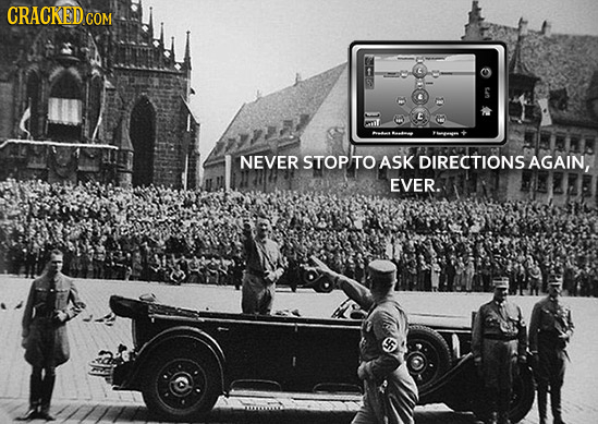29 Iconic Images from History (Shamelessly Turned into Ads)