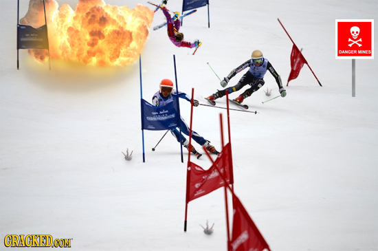 41 New Events That Would Get Us to Watch the Winter Olympics