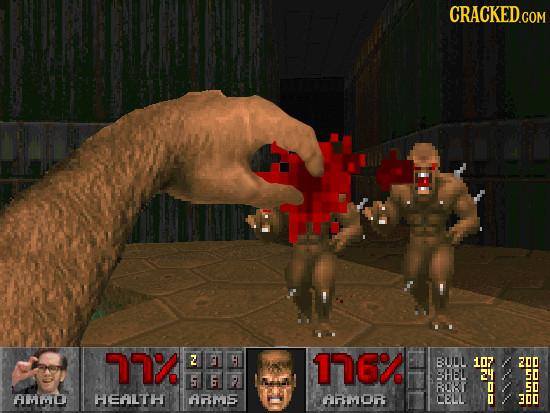 32 Easter Eggs (We Wish Were) Hidden in Famous Video Games