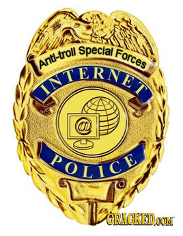 Special Forces Antl-troll UMERNET POLICE CRACKED CONT