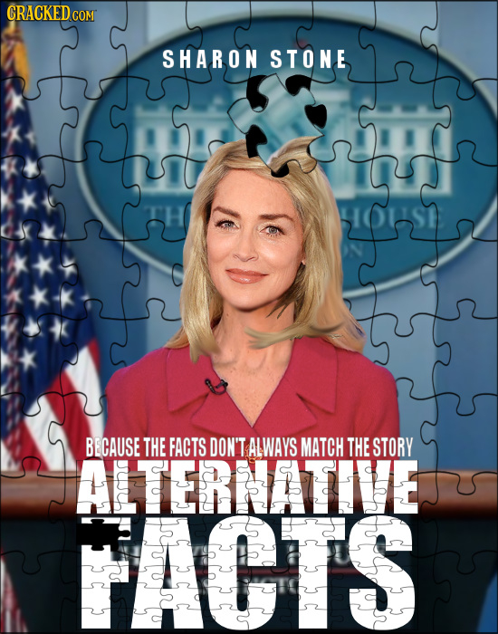 CRACKED COM SHARON STONE 401S BECAUSE THE FACTS DON'T ALWAYS MATCH THE STORY ALTERNATIVE