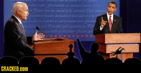 20 Ways They Could Make The Debates Actually Worth Watching