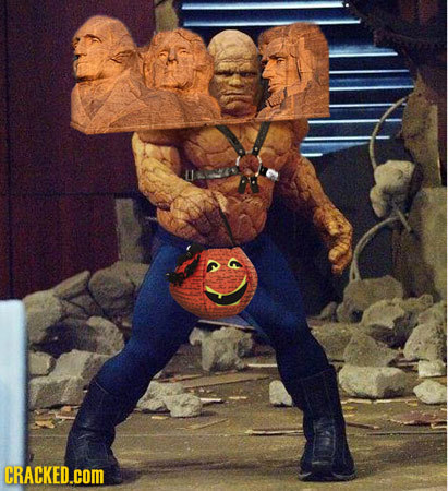26 Famous Characters In Their Halloween Costumes