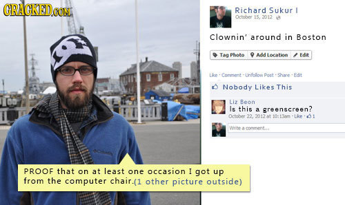 If Facebook Photos Told the Truth