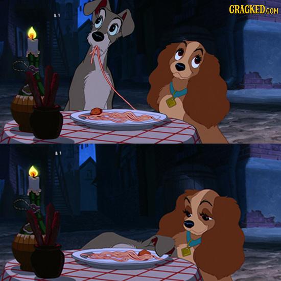 33 Plot Twists Cut from Disney Movies