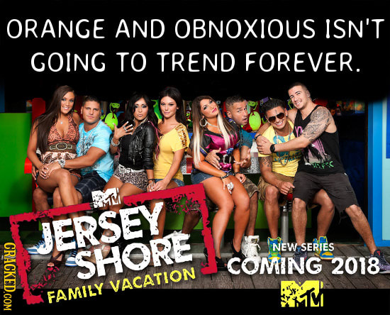 Exactly What You're Getting From Reality TV Shows
