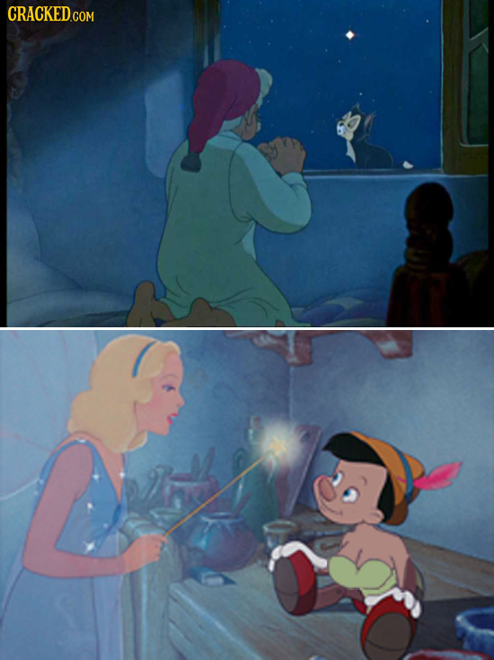 33 Plot Twists Cut from Disney Movies