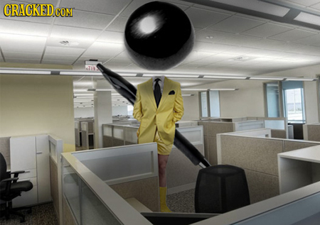 21 Corporate Mascots That Would be Terrifying in Reality