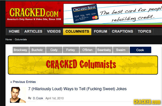 If Online April Fools Pranks Had Balls