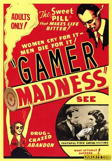 22 Video Games as Understood by Old People