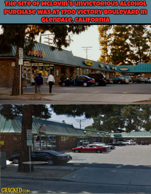 How Famous Places Look In Movies Vs. How They Really Look