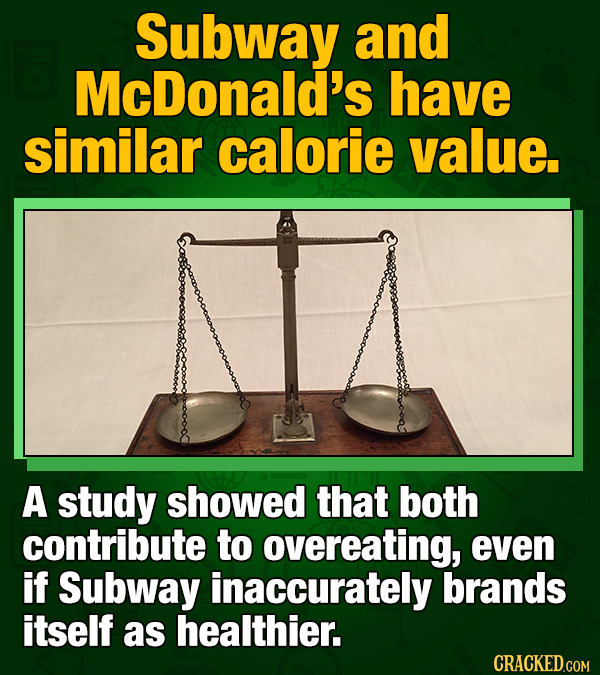 18 Subway Facts To Know Before You Eat Fresh