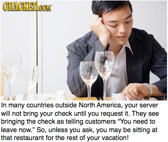 39 Innocent Gestures That Will Make People Overseas Hate You