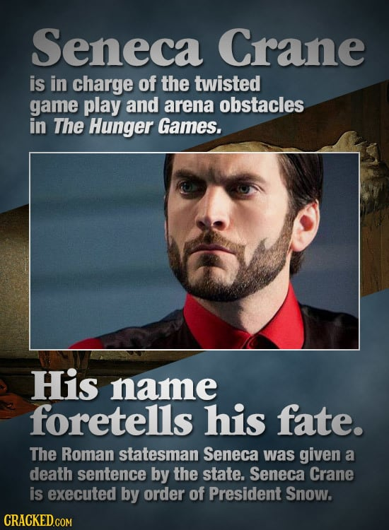 Surprisingly Brilliant Meanings Behind Character Names