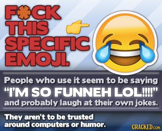 31 Inconsequential Things That Make You Insanely Angry
