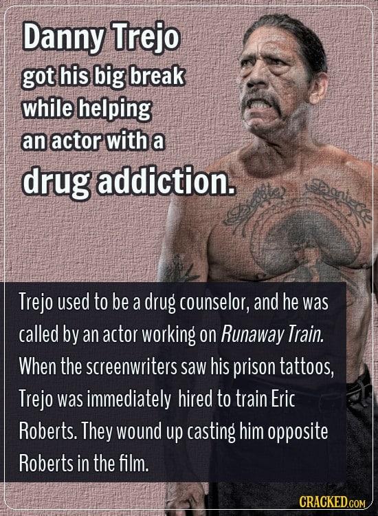Weird Ways Famous Stars Got Their Big Breaks