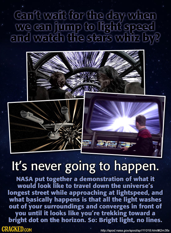 23 Facts That Challenge Your Beliefs About Outer Space