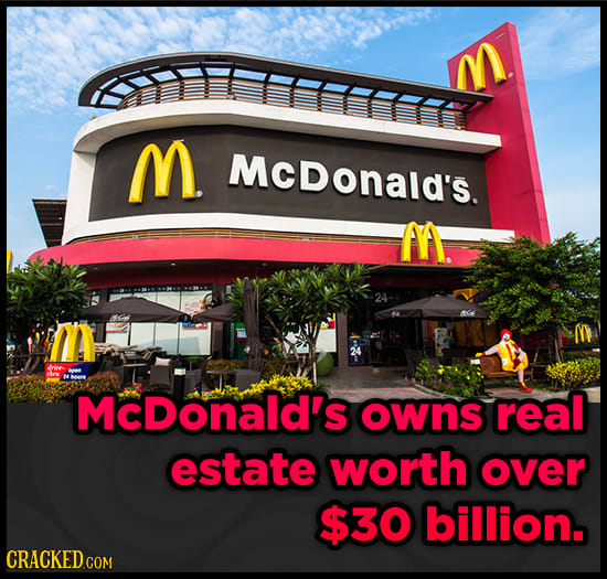 18 Facts That Will Change The Way You View These Companies