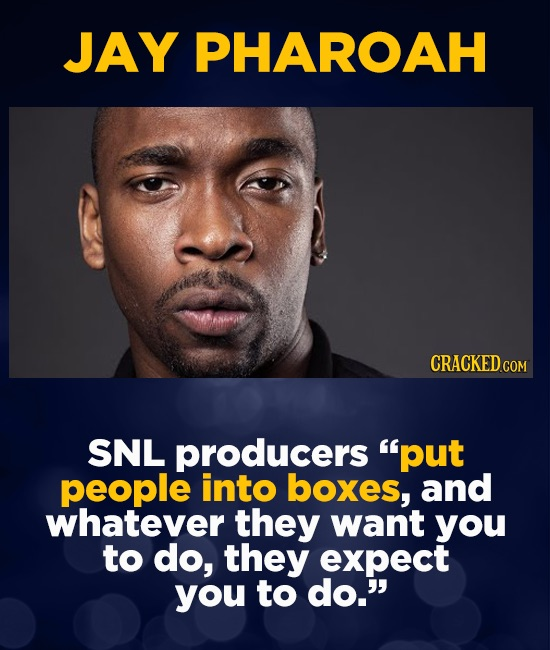 19 Ex-Cast Members Who Hate 'Saturday Night Live'