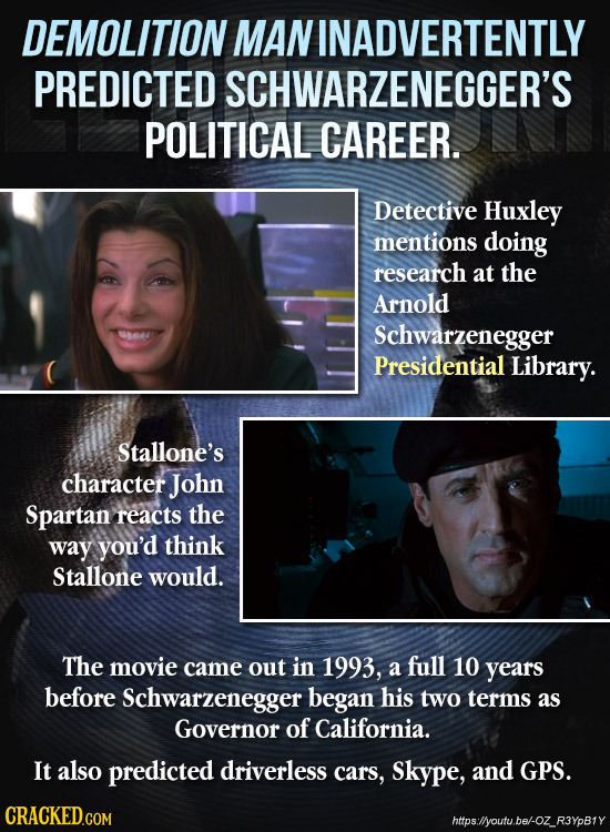21 Eerily Specific Pop Culture Predictions That Came True