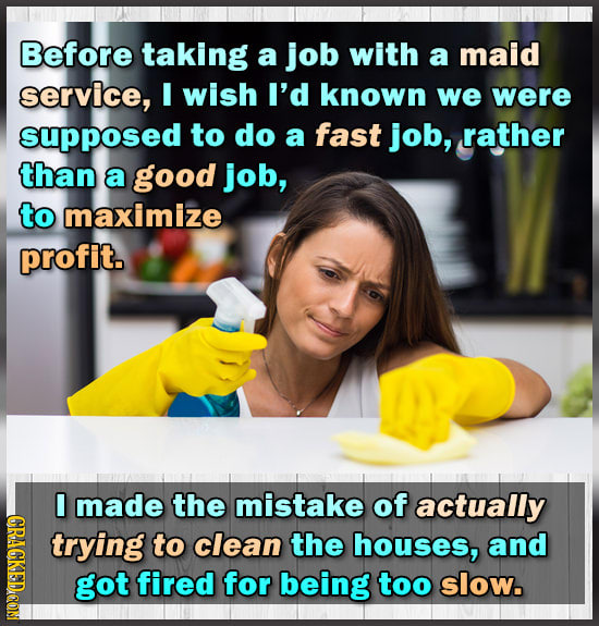 Jobs With Awful Downsides That You Wish You'd Known About