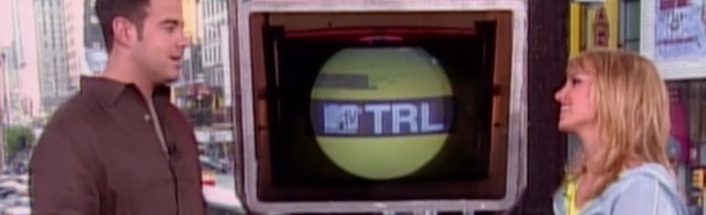 MTV's 'Total Request Live' Was Not Always Live Or Based On Requests