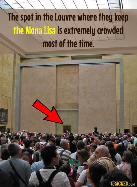 21 Famous Things You're Picturing Completely Wrong