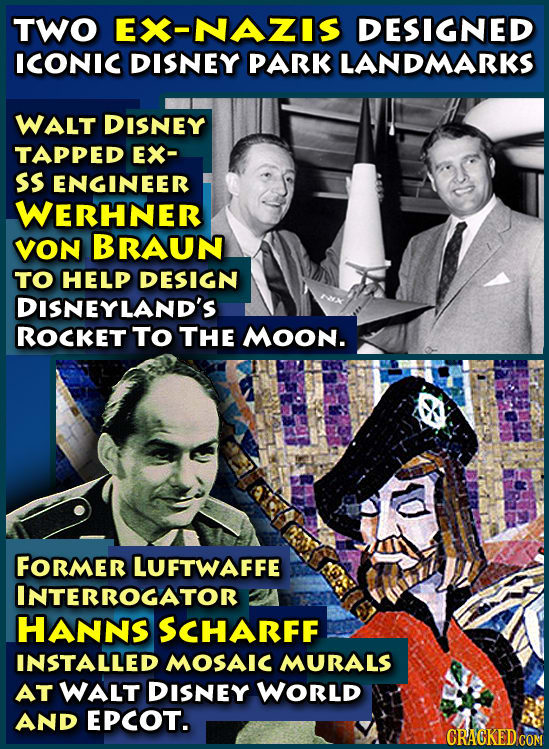 24 Startlingly Dark Secrets About The Disney Company