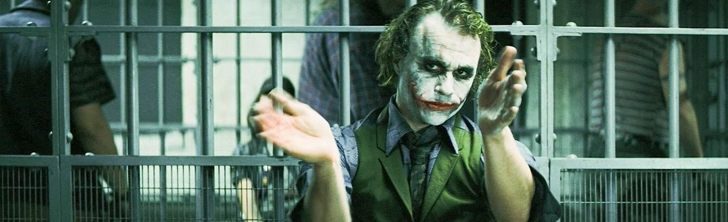 28 Great Movie Moments (Created By Ignoring Scripts)