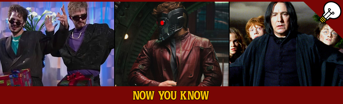 12 Movie & General Knowledge 'Now You Know' Facts