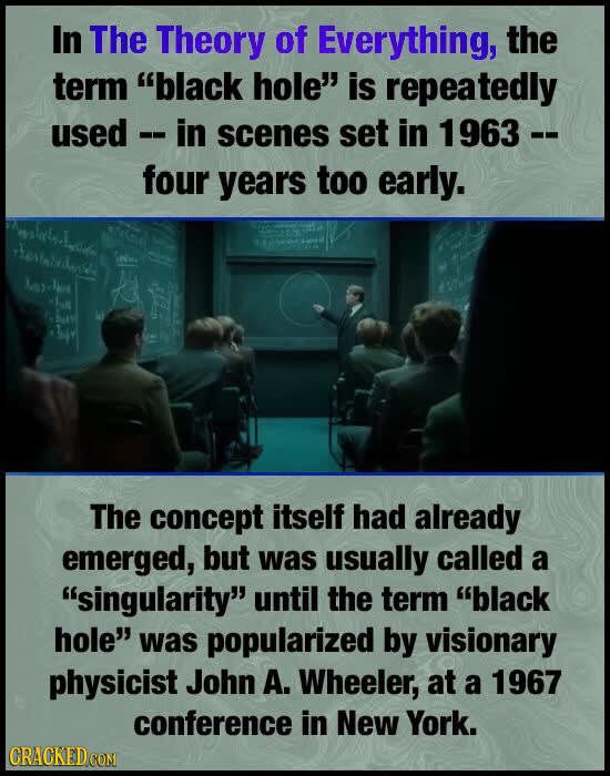 27 Movies & Shows That Obviously Know Nothing About History