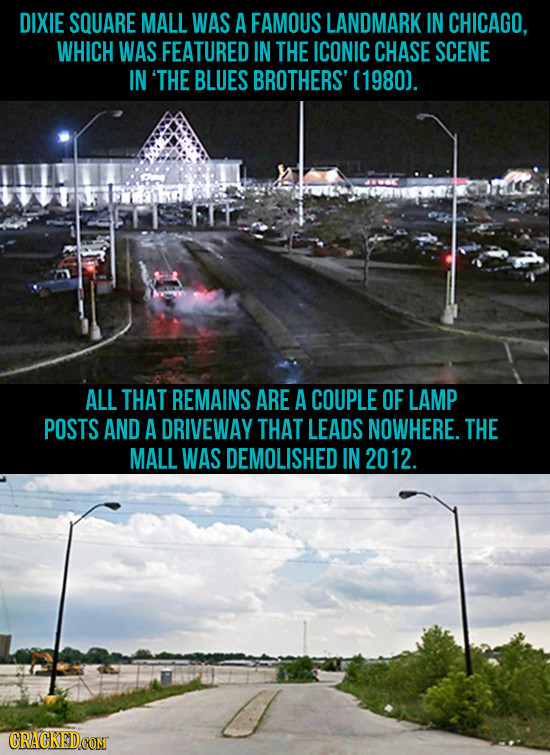 19 Famous Places You Picture Wrong: Side By Side