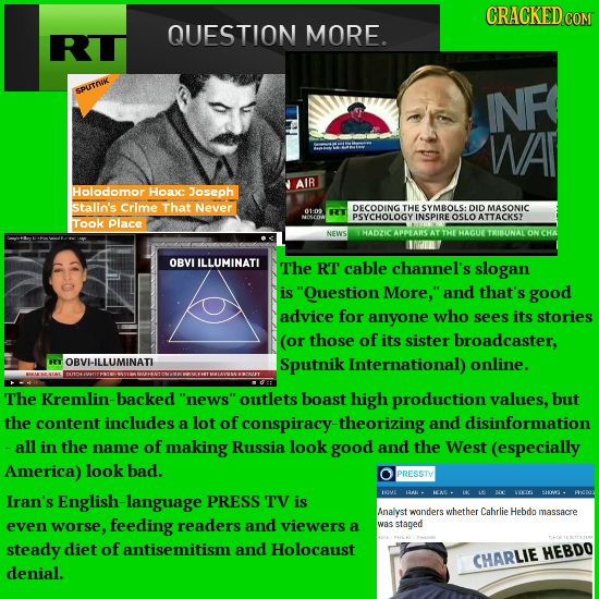 CRACKEDCO QUESTION MORE. SPUTHiK INF WA AIR Holodomor Hoax: Joseph IStalin's Crime That Never DECODING 01-0 THE SYMBOLS: DID MASONIC PSYCHOLOGY INSPIR