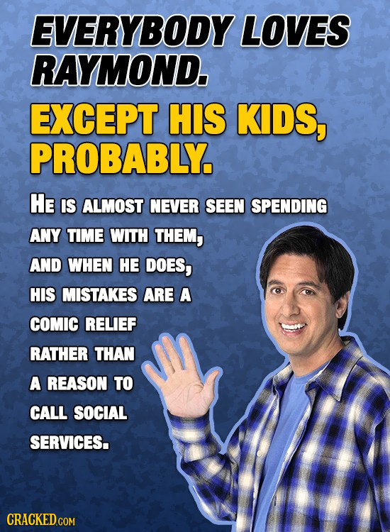18 Awful Fictional Parents