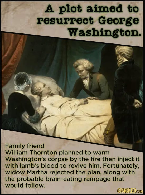 Gruesome Horror Stories The History Books Left Out