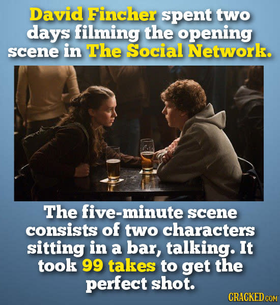 Simple Movie Moments That Were Insanely Complicated To Film