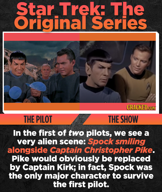First Episode Vs. Last Episode: 15 Major Changes Made To TV Shows After The Pilot Was Already Filmed