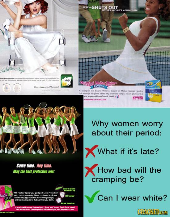 23 Strange Assumptions Advertisements Make About You